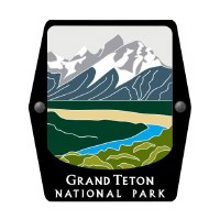 Grand Teton National Park Trekking Pole Decal