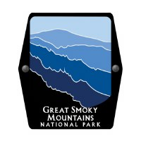 Great Smoky Mountains National Park Trekking Pole Decal