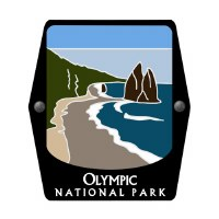 Olympic National Park Trekking Pole Decal