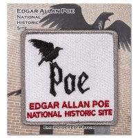 Edgar Allen Poe Patch