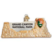 Grand Canyon National Park Holiday Ornament