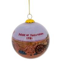 Siege Of Yorktown Ornament