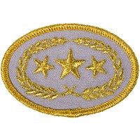 Confederate General Patch