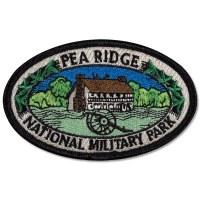 Pea Ridge National Military Park Patch