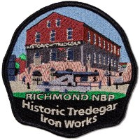 Tredegar Iron Works Patch