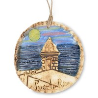 San Juan Clay Ornament