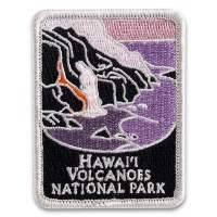 Hawai'i Volcanoes National Park Patch