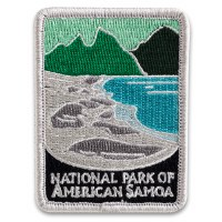 National Park of American Samoa Patch