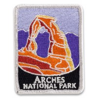 Arches National Park Collectible Patch