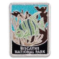 Biscayne National Park Collectible Patch