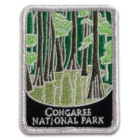 Congaree National Park Patch
