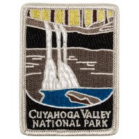 Cuyahoga Valley National Park Collectible Patch