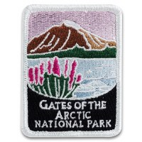 Gates of the Arctic National Park and Preserve Patch