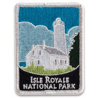 Isle Royale National Park Patch