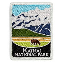 Katmai National Park and Preserve Patch