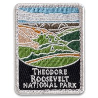 Theodore Roosevelt National Park Patch