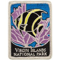 Virgin Islands National Park Patch