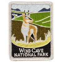 Wind Cave National Park Patch