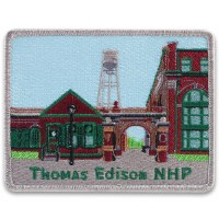 Thomas Edison National Historical Park Patch