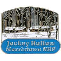 Jockey Hollow Pin