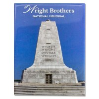 Wright Brothers Memorial Magnet
