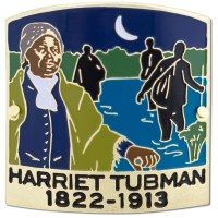 Harriet Tubman Hiking Medallion