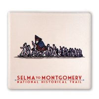 Selma To Montgomery Marchers Coasters