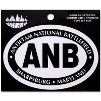 Antietam National Battlefield Decal