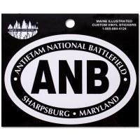 Antietam National Battlefield Decal