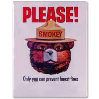 Smokey Bear Magnet