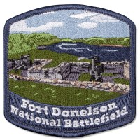 Fort Donelson National Battlefield Patch