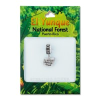 El Yunque National Forest Sign Charm