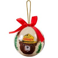 Smokey Ornament