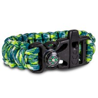 Green Kids Adventure Bracelet