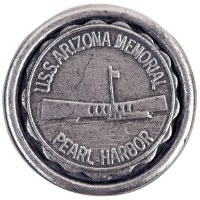 USS Arizona Memorial Pin