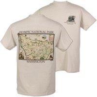Olympic National Park Xplorer Tee - Small
