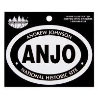 Andrew Johnson NHS Decal