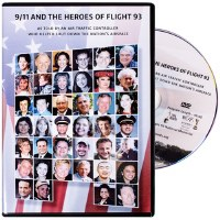 9/11 and the Heroes of Flight 93 DVD