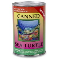 Canned Critters: Sea Turtle