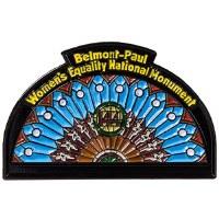 Belmont-Paul Women's Equality Pin