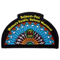 Belmont-Paul Women's Equality Patch