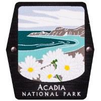 Acadia NP Trekking Pole Decal