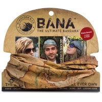 Grand Canyon Map Bana Bandana