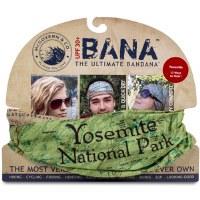 Yosemite Map Bana Bandana