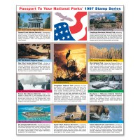 1997 Passport® Stamp Set