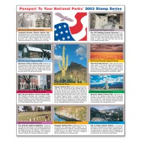 2003 Passport® Stamp Set