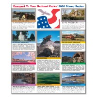 2006 Passport® Stamp Set