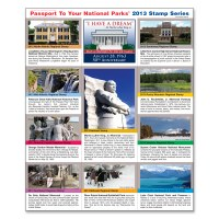 2013 Passport® Stamp Set