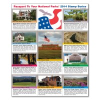 2014 Passport ® Stamp Set