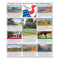 2015 Passport® Stamp Set